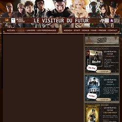 Le Visiteur du Futur » Site Officiel - Saison 2