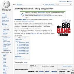 Anexo:Episodios de The Big Bang Theory