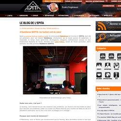 Le blog de l'EPITA Apprentissage : HackSense @EPITA: les hackers ont du coeur