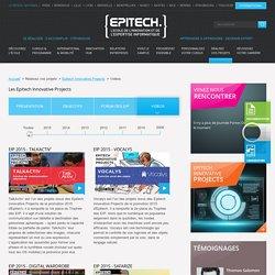 Epitech Innovative Projects - Vidéos
