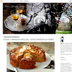 Gâteau norvégien aux pommes