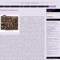 L'Epopée de Gilgamesh « Les Corps Célestes