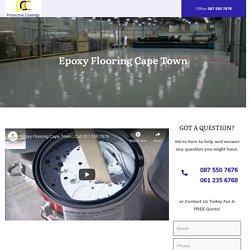Industrial Flooring 087 550 7676