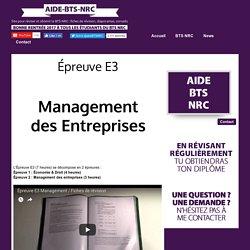 Épreuve E3 - aide-bts-nrc.overblog.com