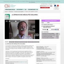 Une vidéo de Canal U : les inégalités scolaires