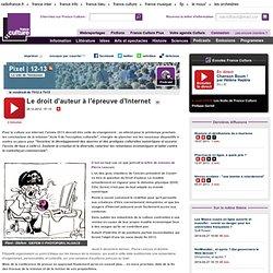 Le droit d'auteur à l'épreuve d'Internet