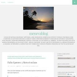 Fiche Epreuve 3 Mers et océans – menrvablog