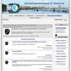 EPS, Académie de Bordeaux