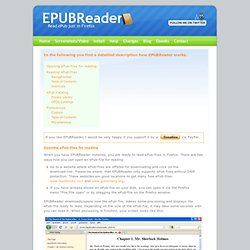er - Read ePub just in Firefox