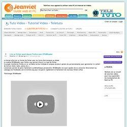 Lire un fichier epub depuis Firefox avec EPUBReader