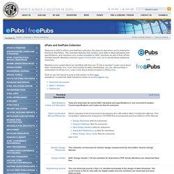 ePubs & freePubs