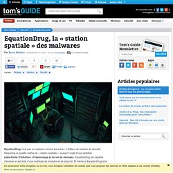 EquationDrug, la « station spatiale » des malwares