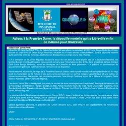 Bienvenue sur le Site de Ge-Infonet: Le portail de Guinée Equatoriale d'informations