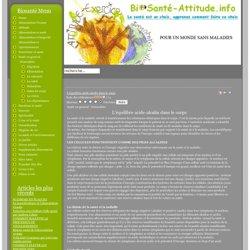 L'équilibre acide-alcalin dans le corps