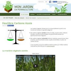 Equilibre Carbone Azote - monjardinenpermaculture.fr