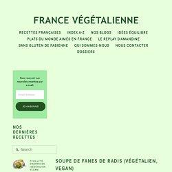 Idées équilibre — France végétalienne