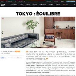 tokyo : équilibre