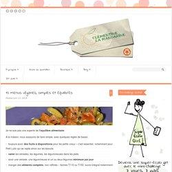 10 menus véganes, simples et équilibrés