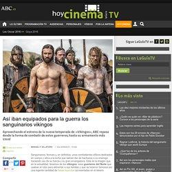 Así iban equipados para la guerra los sanguinarios vikingos