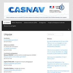 L'équipe – CASNAV de l'académie de Grenoble
