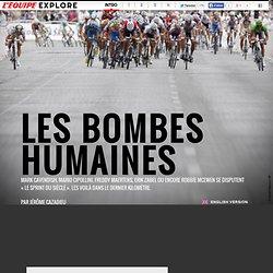 Les Bombes Humaines (sprinteur, vélo)