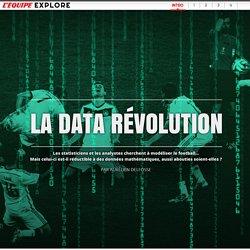 L'Equipe Explore - La Data Révolution