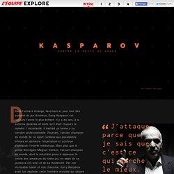 L'Equipe Explore - Kasparov contre le reste du monde