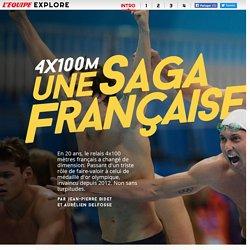 L'Equipe Explore - Une saga française