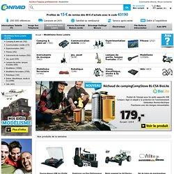 Modélisme Sono Loisirs - Vente équipement et accessoires Modélisme Sono Loisirs sur conrad.fr
