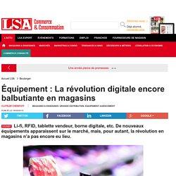 Équipement : La révolution digitale encore... - Enquêtes sur la consommation en France