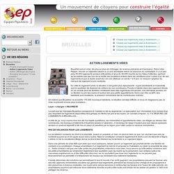 Equipes Populaires Action Logements Vides