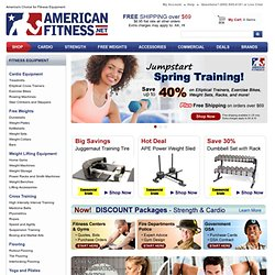 Fitness Equipment, Exercise Equipment, Exercise Machines, Weight Equipment, Home Gyms