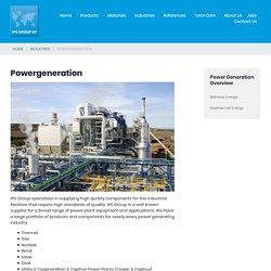 Power Plant Equipment Supplier