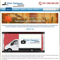 Motel & Hospitality Supplies Australia