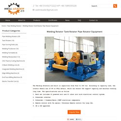 Welding Rotator Tank Rotator Pipe Rotator Equipment – Leaderweldingrotator.com