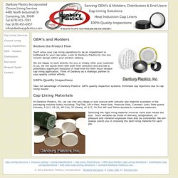 Original Equipment Manufacturers and Molders