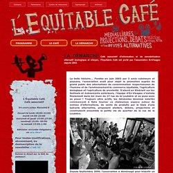 Equitable Café - Marseille LA DÉMARCHE