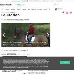 Equitation, conseils et astuces en vidéo pour savoir monter à cheval