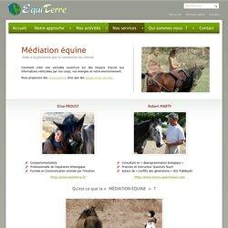 EquiTerre » Médiation équine