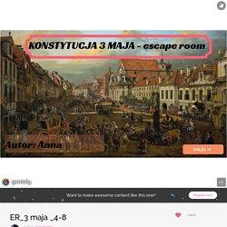 ER_3 maja _4-8 by Anna Krygier on Genial.ly