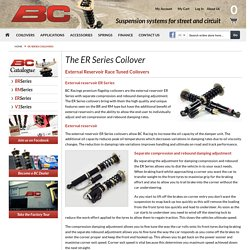 ER Series Coilovers