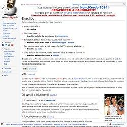 Eraclito, Nonciclopedia