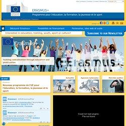 Erasmus+ - Commission européenne