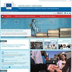 Erasmus+ - Komisja Europejska