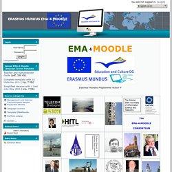 ERASMUS MUNDUS EMA-4-MOODLE