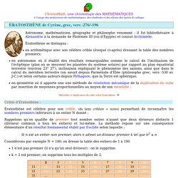 Eratosth ne de Cyr ne