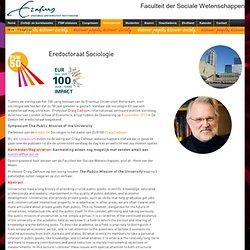 Lustrum FSW 50 jaar – Erasmus Universiteit Rotterdam
