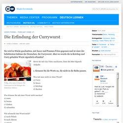 Die Erfindung der Currywurst