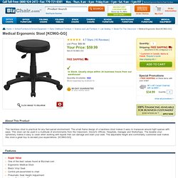 Office Chairs, Ergonomic Medical Stool [KC96G-GG]