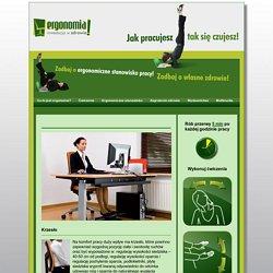 Ergonomia - Ergonomiczne stanowisko pracy